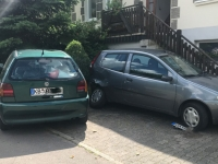 Unfall in Stormbruch - Polizei, Rettungsdienst und Feuerwehr mussten am 12. Juni  ausrücken