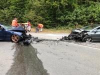 Am 10. September ereignete sich ein Verkehrsunfall auf der Landesstraße 3073 zwischen Friedrichshausen und Römershausen.