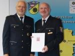 Peter Basteck ist neuer Dienststellenleiter der Polizeistation Bad Wildungen.