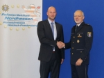 Die Kriminalpolizei in Korbach hat mit Marco Schweitzer (links) einen neuen Leiter.