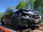 Auf der Bundesstraße 253 zwischen Röddenau und Allendorf (Eder) ereignete sich am 29. Mai ein Auffahrunfall.