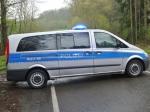 Zwischen Mandern und Wega ereignete sich am Montag ein Unfall.
