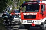 Der Pkw rollte von einem Grundstück auf die Emil-Wolff-Straße. Beim Versuch, den Wagen noch zu stoppen, verletzte sich eine Frau.
