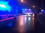 In den Morgenstunden des 10. Oktober kam es zu einem Unfall auf dem Nordring - eine Person wurde schwer verletzt.