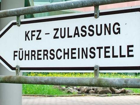 Die Zulassungsstelle in Frankenberg bleibt am 11. Oktober 2019 geschlossen.