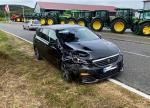 Die beiden Fahrer aus Bad Wildungen wurden nicht verletzt.