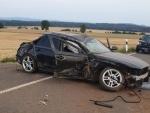 Zwischen Goldhausen und Nordenbeck ereignete sich am Dienstag ein Unfall.