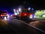 In Kassel ereignete sich am Freitagmorgen ein Kellerbrand.
