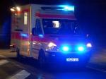 Mit einem RTW musste am 24. November 2020 eine Frau ins Krankenhaus transportiert werden.