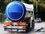 Ein Lkw hat am 10. September 2020 ein Verkersschild in Willingen ramponiert - die Polizei sucht Hinweisgeber.
