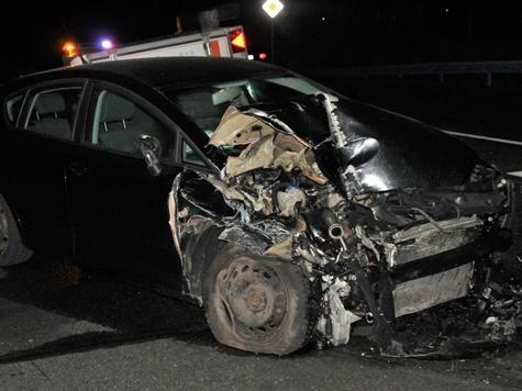 Bei Neuenheerse kam es am 21. Februar zu einem Verkehrsunfall.