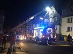Am 30. November wurden die Freiwilligen Feuerwehren Frankenberg und Röddenau alarmiert. .