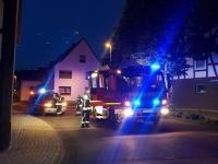 In Rengershausen konnte am Samstagabend starker Gasgeruch wahrgenommen werden.