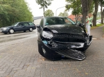 Am 3. September ereignete sich ein Unfall zwischen einem RTW und einem in München zugelassenen Ford.
