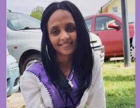 Bisrat Tewelde Habtu und ihr fünf Monate alter Sohn werden seit dem 14. Januar 2019 vermisst