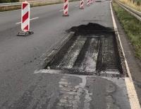 Die Bauarbeiten an der Kreisstraße 48 werdewn am 23. Oktober 2020 abgeschlossen sein.
