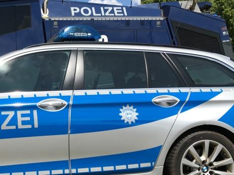 Altmetalldiebe gefasst haben Beamte der Bundespolizei am 4. Juni bei Bad Wildungen.