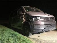 Bei Goddelsheim ereignete sich am Mittwochabend ein Unfall.