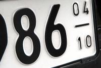 Fahrerflucht: Letzte Zahl und Zeugen gesucht
