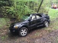 Bei Laisa kam es am Samstag zu einem schweren Verkehrsunfall.