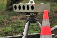 Radarkontrolle auf der B 251 bei Neerdar