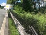 Bewusstlos wurde während der Fahrt ein 48-jähriger Mann aus dem Kreis Waldeck-Frankenberg.