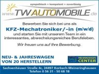 TW Automobile sucht neue Kfz-Mechatroniker (m/w/d).