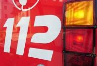 Lkw landet in Waldstück - Feuerwehr im Einsatz