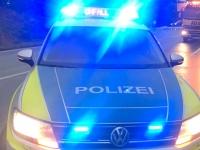 Eine Trunkenheitsfahrt endete am Montag mit Sachschaden und der Beschlagnahmung eines Führerscheins.