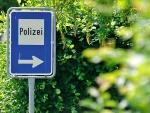 Hinweise nimmt die Polizei entgegen.