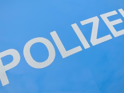 In Frankenberg kam es am Dienstag zu einem leichten Unfall.