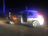 Am 27. Februar kam es zwischen Heringhausen und Rhenegge zu einem alleinunfall - die Fahrerin aus dem Hochsauerlandkreis blieb unverletzt.