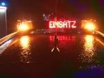 Am Abend des 18.Oktober kam es zu einem Auffahrunfall auf der L 3076 zwischen Rosenthal und Frankenberg.