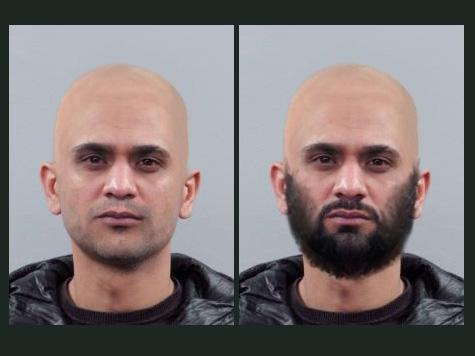 Der mutmaßliche Täter Waqas Ahmad wird von der Polizei gesucht