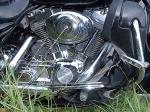 Zu einem Motorradunfall rückten die Beamten der Polizeistation Frankenberg am 21. August aus.