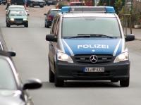 Die Polizei sucht Zeugen.