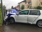 Eine Verkehrsunfall auf der Strother Straße rief am 10. Mai Polizeikräfte und den Rettungsdienst auf den Plan.