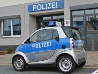 Ominöser Unfall in der Rauchstraße in Bad Arolsen - die Schuldfrage muss noch geklärt werden.