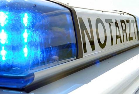 Ein Unfall in Kassel rief am 27. November Polizeikräfte und den Rettungsdienst auf den Plan.