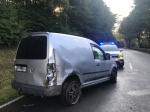 Am 15. August kam es bei Waldeck Ost zu einem Alleinunfall - zwei Personen wurden dabei verletzt.
