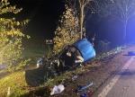 Zwischen Flechtdorf und Adorf ereignete sich am Freitag ein tödlicher Unfall.
