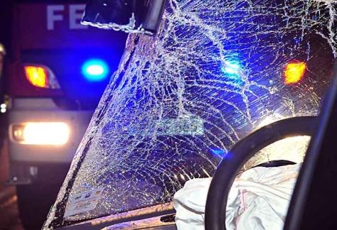 In Sachsenberg ereignete sich am Donnerstag ein Unfall.