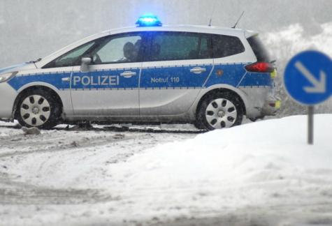 Am 28. Januar kam es in Marsberg zu einem Verkehrsunfall