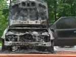 Bei dem Brand entstand ein Sachschaden in Höhe von mehreren tausend Euro.