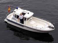 Die Wasserschutzpolizei sucht Hinweise zu einem Ruderbootdiebstahl.