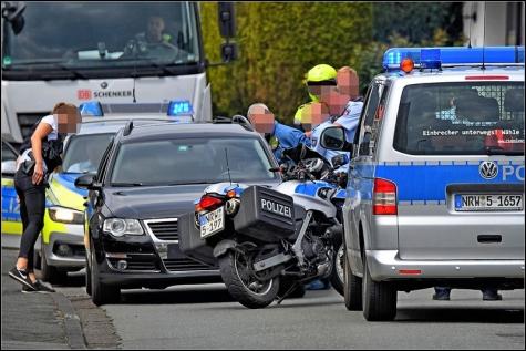 In der Grimbachstraße erfolgte der Zugriff und der Mann wurde festgenommen.