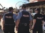 Die Polizei hatte auch in diesem Jahr auf dem Festgelände und im Stadtbereich von Bad Arolsen alles im Griff.
