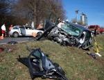 Am 25. Februar ereignete sich ein Verkehrsunfall auf der Bundesstraße 3 - eine Frau aus Gemünden wurde tödlich verletzt