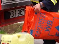 Am 14. Oktober waren die Kameraden der Feuerwehren Bad Wildungen und Wega im Einsatz.
