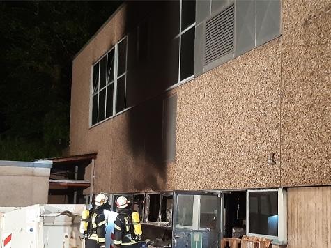 Am Freitag brannten in Marsberg mehrere Abfallbehälter.